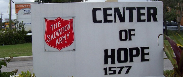 The Salvation Army - Center Of Hope Transitional Housing