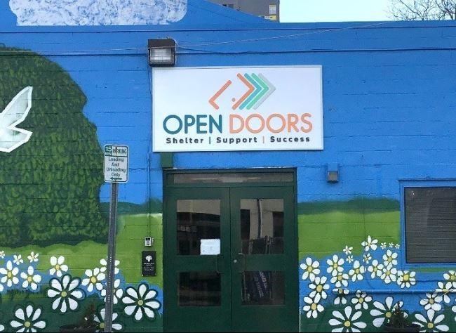 The Open Door Shelter