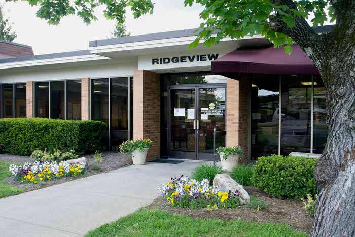 Ridgeview Psychiatric Hospital and Center Transitional Housing