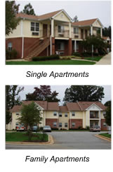 Partnership Village - Transitional Housing - Greensboro Urban Ministry