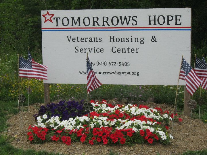 Tomorrows Hope, Veterans Transitional Housing & Service Center