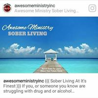 Awesome Ministry Sober Living