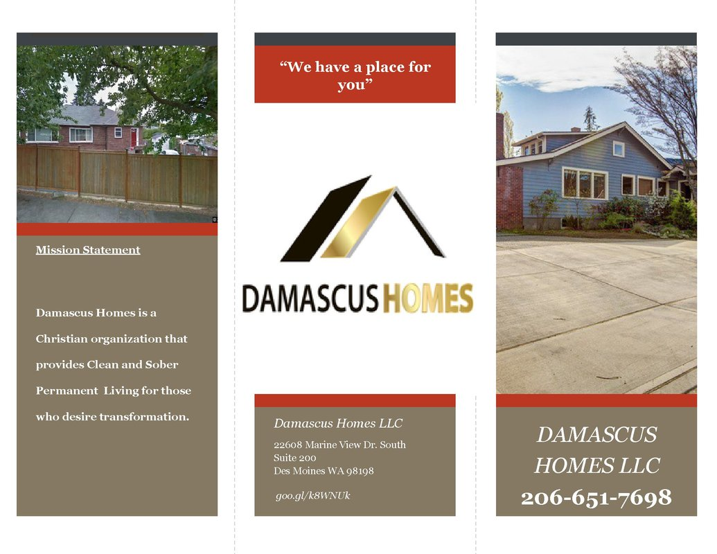 Damascus Homes