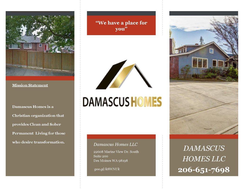 Damascus Homes