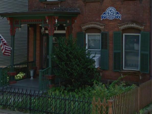 SCADD Halfway House For Men