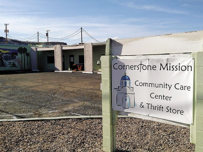 Cornerstone Mission Transitional Housing
